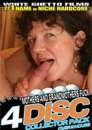 Mothers And Grandmothers Fuck 4 Disc Collector Packs Porn Movie