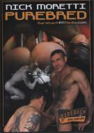 Nick Moretti: Purebred Boxcover