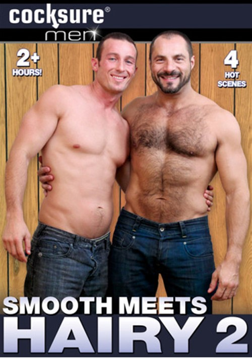 Smooth Meets Hairy 2 Boxcover