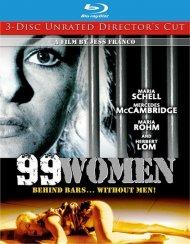 99 Women (Blu-ray + DVD + CD) Blu-ray Movie