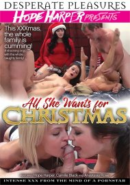 All She Wants For Christmas Porn Video