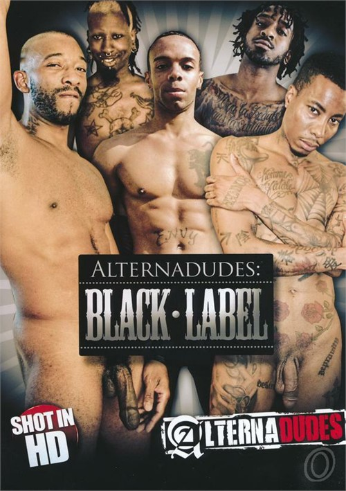 Black Label Cover Front