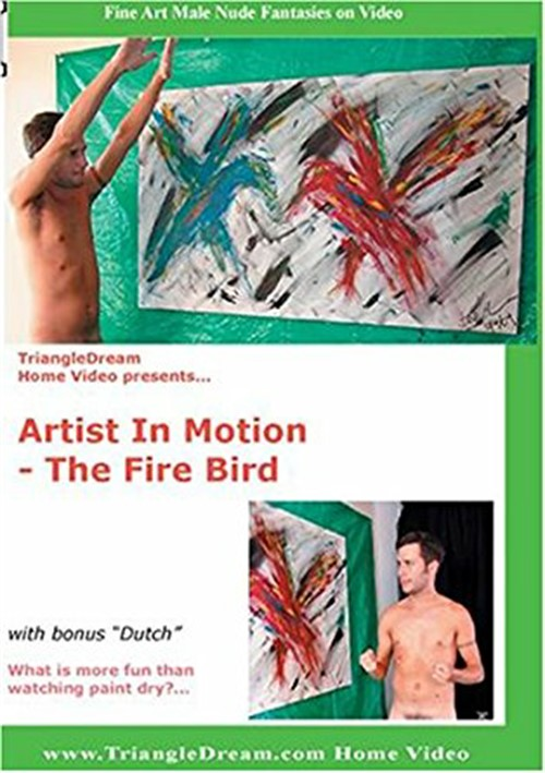 Primal Man: Artist In Motion - The Firebird And Dutch Boxcover