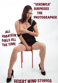 """Veronica"" Surprises the Photographer Porn Video"