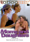 Nikki Brooks in Moms and Daughters Boxcover