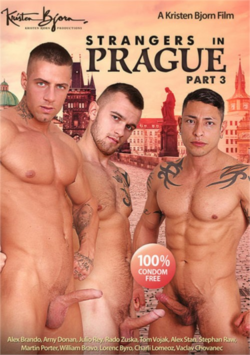 Strangers in Prague Part 3 Boxcover