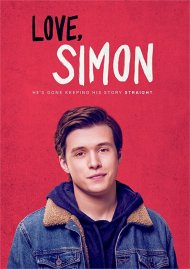 Love, Simon gay cinema DVD from 20th Century Fox
