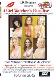 Girl Watcher's Paradise Volume 2042, A Porn Video