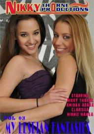 My Lesbian Fantasies Vol 3 Porn Video