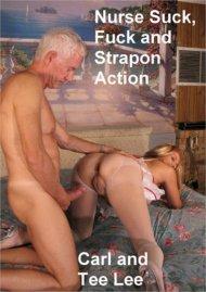 Nurse Suck, Fuck and Strapon Action Porn Video