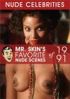 Mr. Skin's Favorite Nude Scenes of 1991 Boxcover
