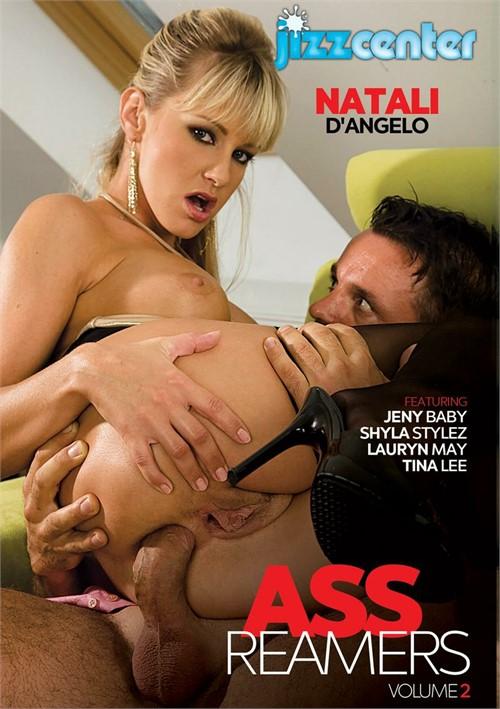 Ass Reamers 2 Anal Jizz Center Tina Lee