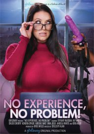 No Experience, No Problem porn DVD from Girlsway.