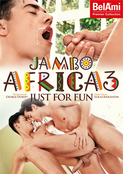 Jambo Africa 3 Just for Fun Cover Front