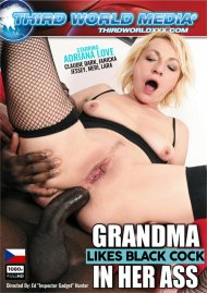 Grandma Likes Black Cock In Her Ass