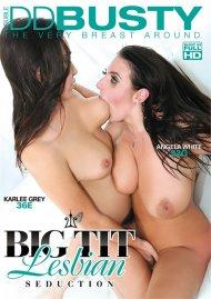 Big Tit Lesbian Seduction image