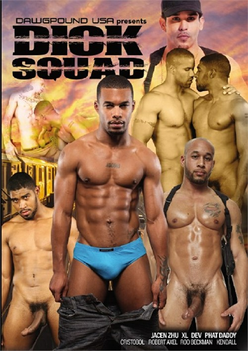 Dick Squad Boxcover
