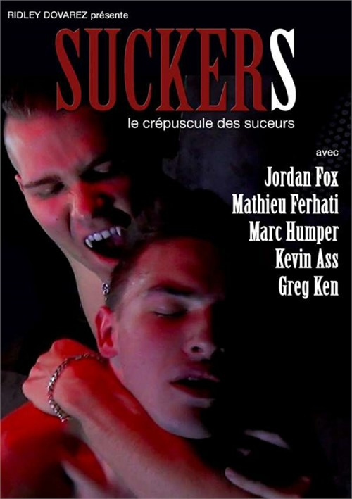 Suckers Boxcover
