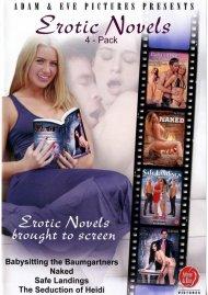 Erotic Novels 4-Pack image