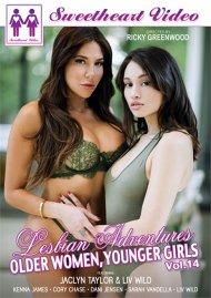 Lesbian Adventures: Older Women Younger Girls Vol. 14 image