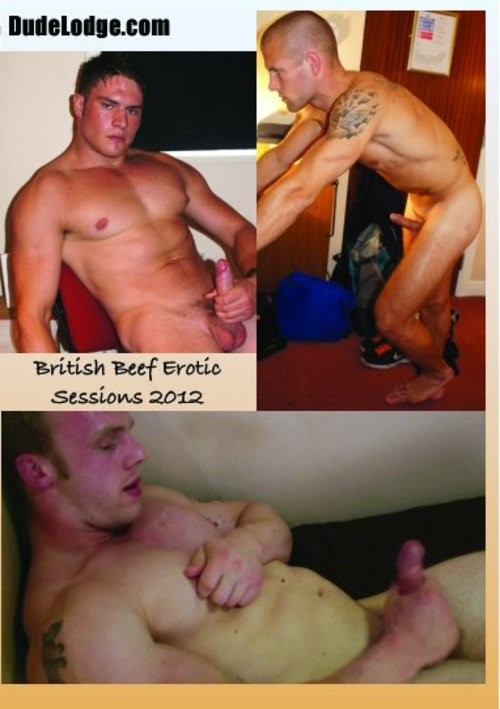 British Beef Erotic Sessions 2012 Boxcover