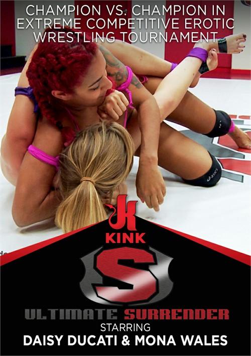Champion vs. Champion in Extreme Competitive Erotic Wrestling Tournament Boxcover