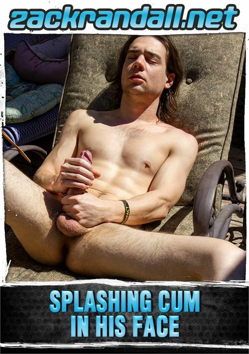 Splashing Cum In His Face Boxcover