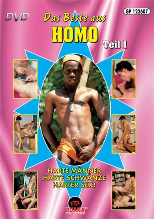 Das Beste aus Homo Teil 1 Boxcover
