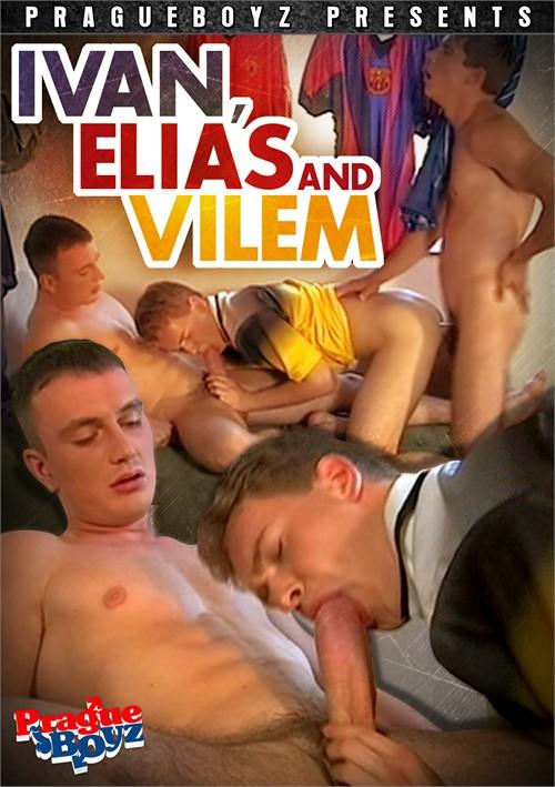 Ivan, Elias & Vilem Boxcover