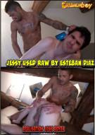 Jess Used Raw by Esteban Diaz Boxcover