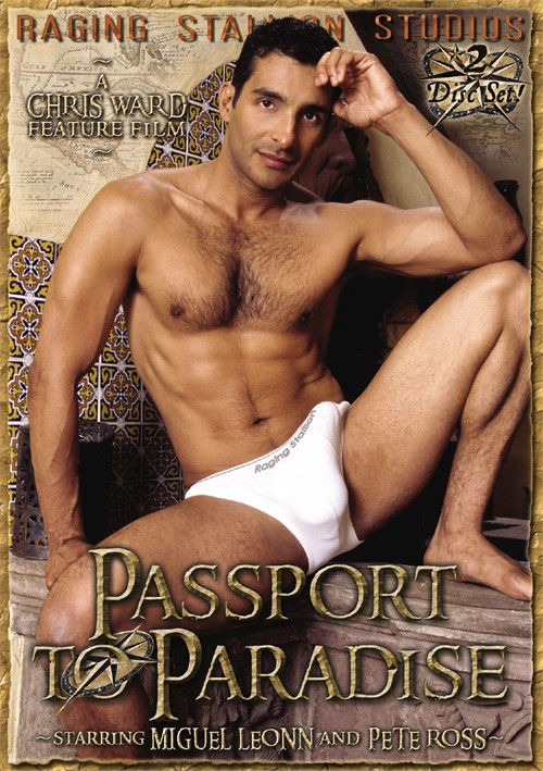 Passport to Paradise Cover Front