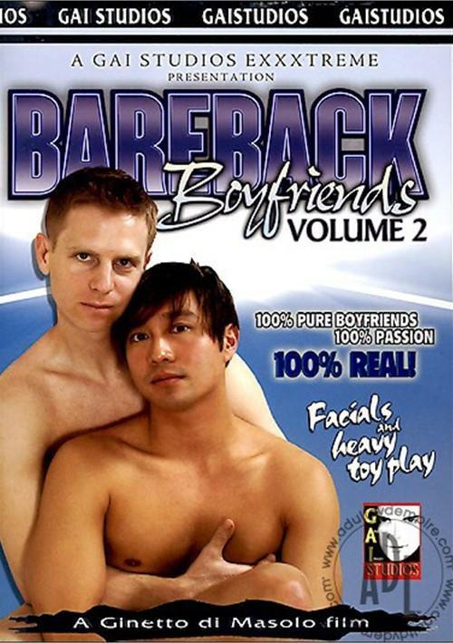 Bareback Boyfriends Vol. 2 Boxcover