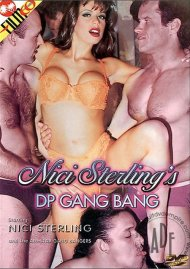Nici Sterling's DP Gang Bang
