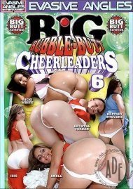 Big Bubble-Butt Cheerleaders 6 Porn Video