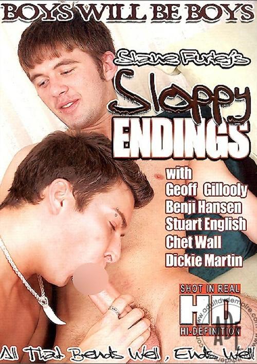 Sloppy Gay Porn