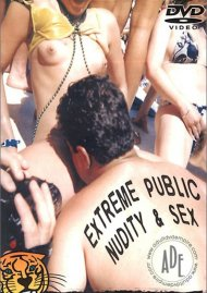Extreme Public Nudity & Sex image