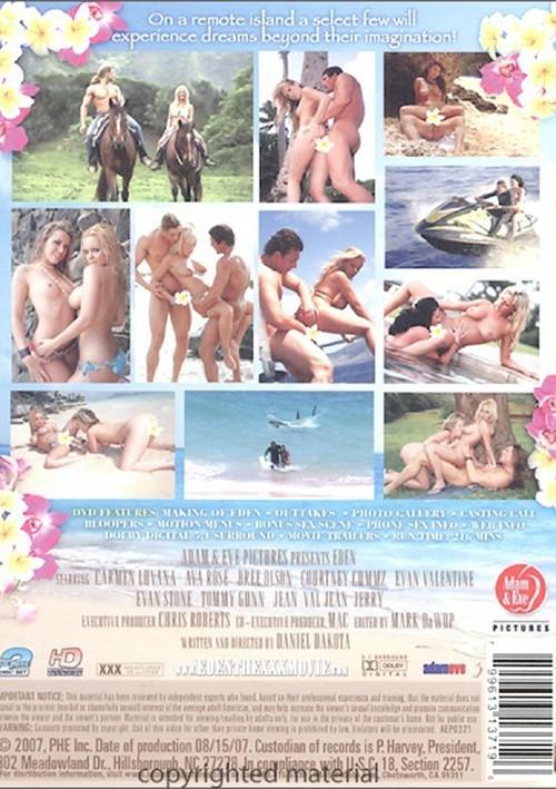Eden Porn Movie tiener geneukt door Giant Dick
