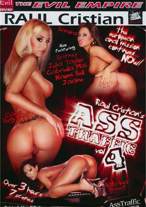 Ass Traffic Vol. 4