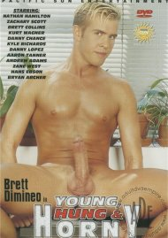 Young, Hung & Horny image