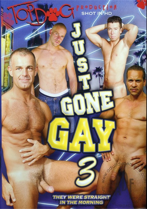 Just Gone Gay 3 Boxcover