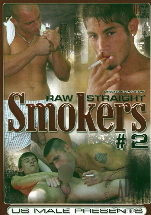 Raw Straight Smokers 2 Boxcover