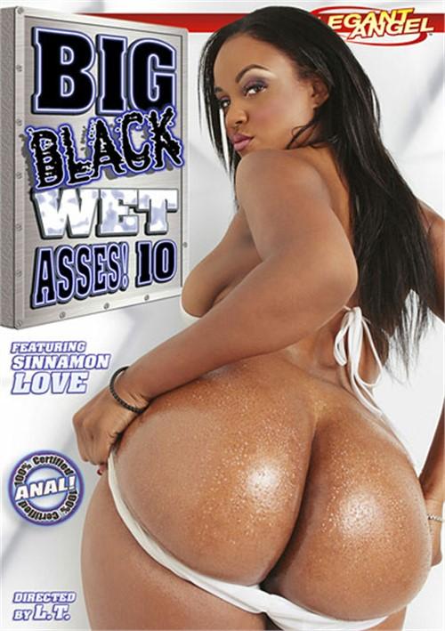 Big Black Wet Asses! 10