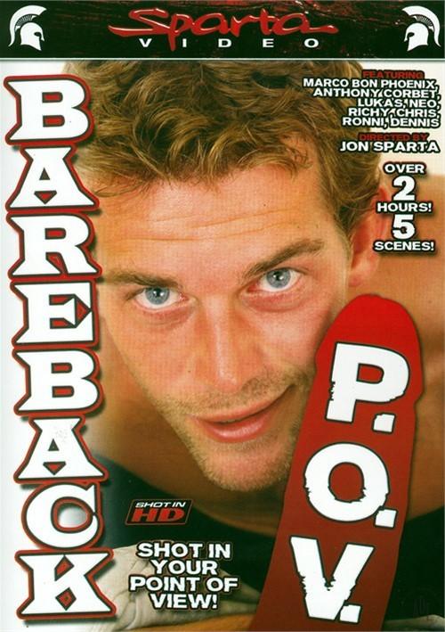 Bareback P.O.V. Cover Front