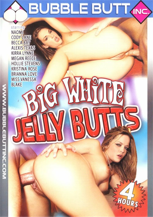 big butts white