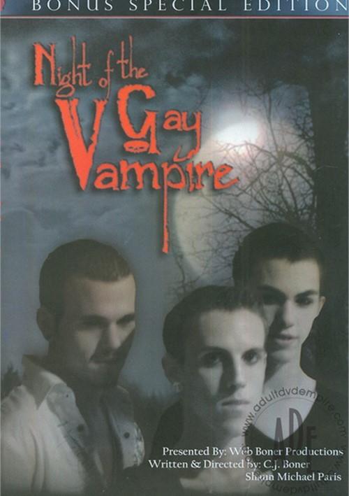 Free gay vampire porn