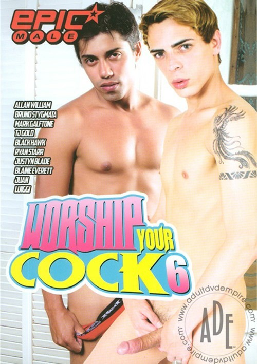 Worship Your Cock 6 Boxcover