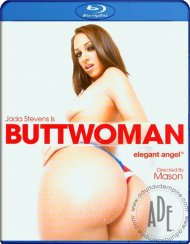 Jada Stevens Is Buttwoman Blu-ray