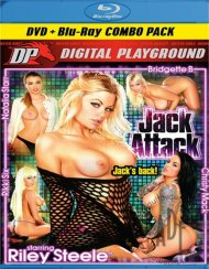 Jack Attack (DVD + Blu-ray Combo) Blu-ray Movie
