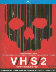 V/H/S/2 Blu-ray Movie
