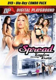 Spread (DVD + Blu-ray Combo) image